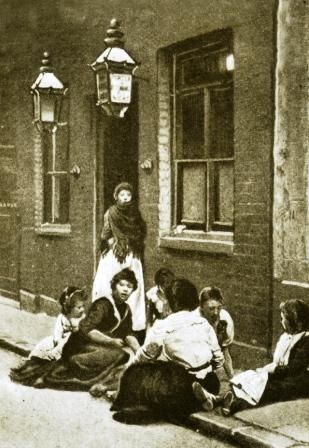 Prostitutes East London