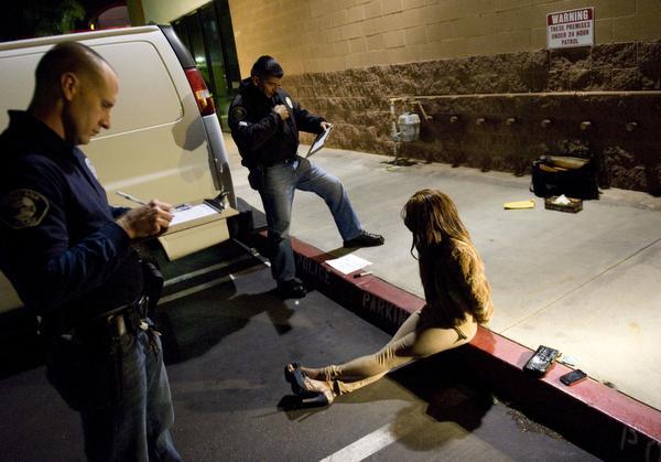 Prostitutes Santa Ana