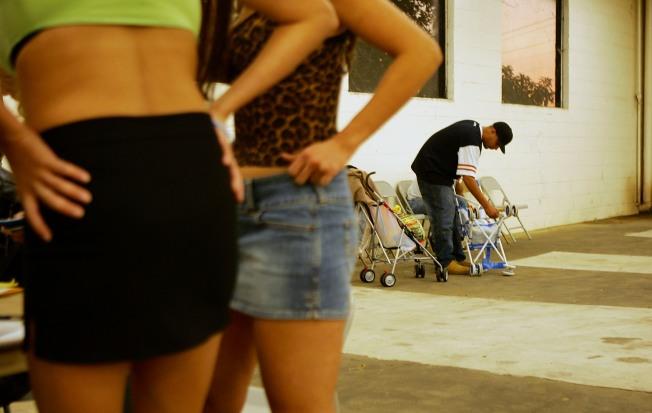 Prostitutes San Fernando