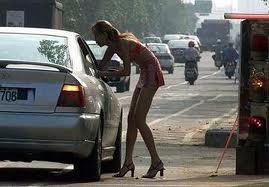Prostitutes San Francisco
