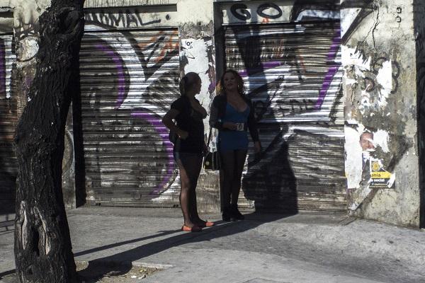 Prostitutes Benito Juarez