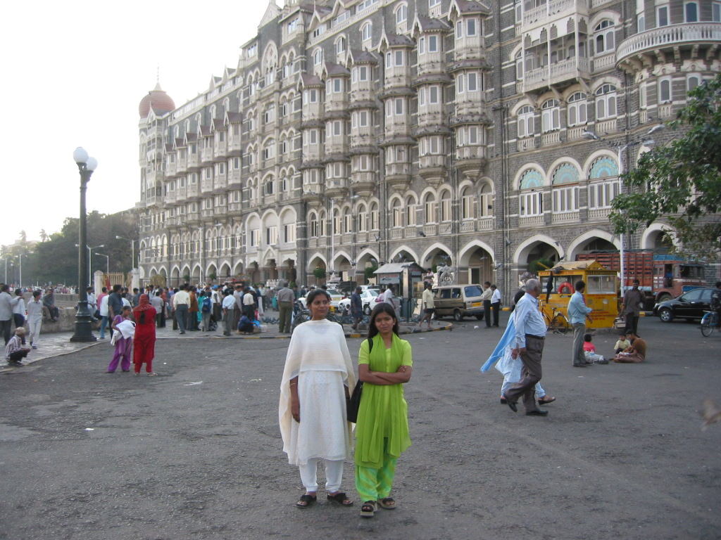 Prostitutes At Taj